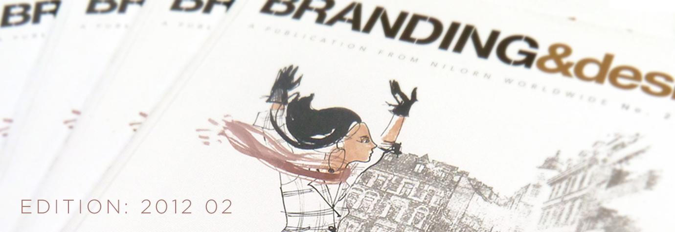 BRANDING & DESIGN 2012 02