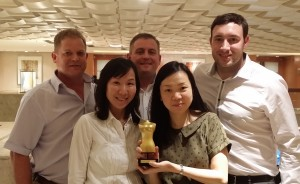 Jaques Award 2014