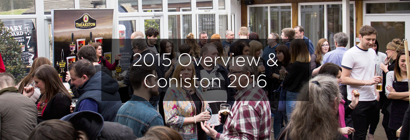 2015 Recap and Coniston Blog Header