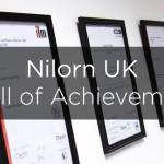 Wall of Achievement Update Blog Header