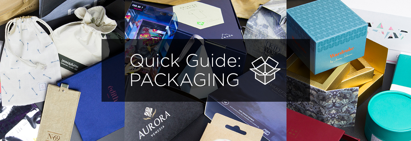 Quick Guide to Packaging Blog Header
