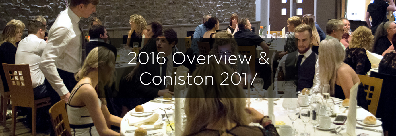2016 Recap and Coniston Blog Header