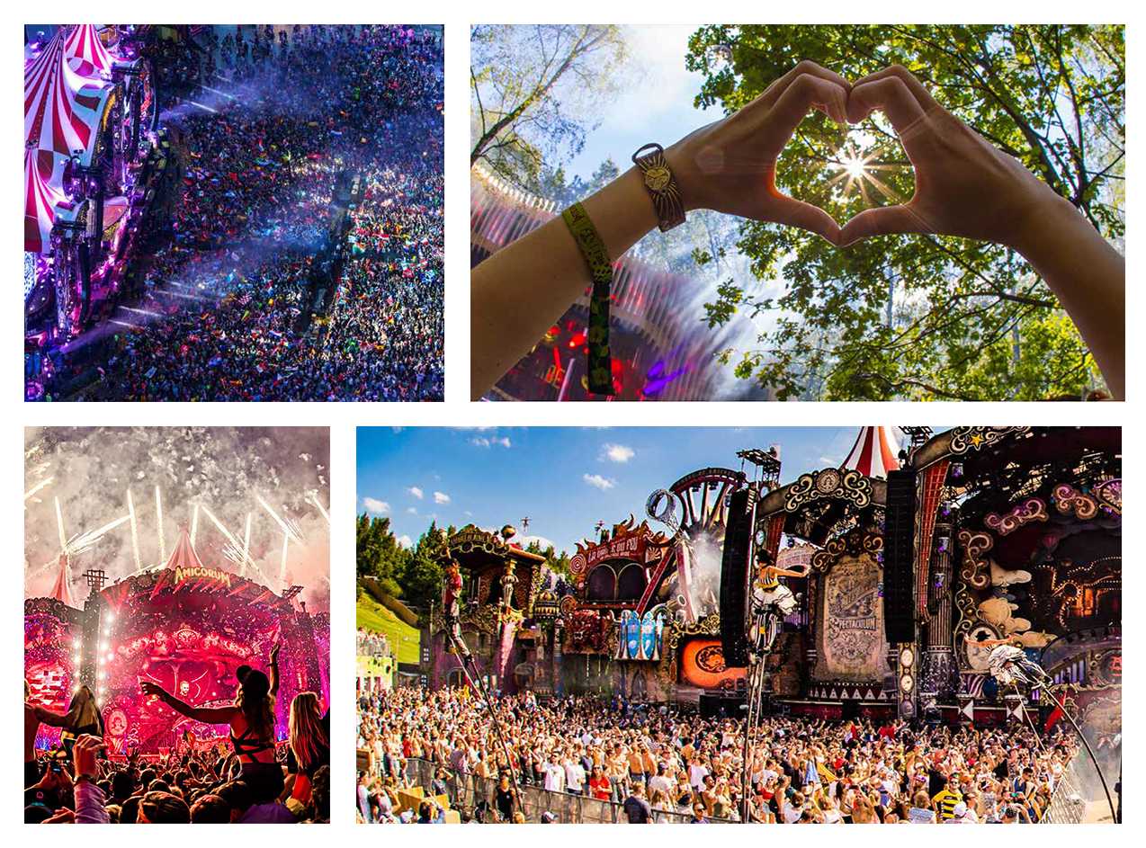 ARTICLE FOCUS TOMMOROWLAND PHOTOS